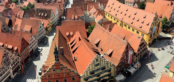 leuke stadjes Duitsland